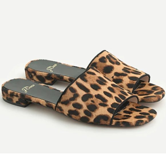 J. Crew Shoes   Abbie Slide Sandals In